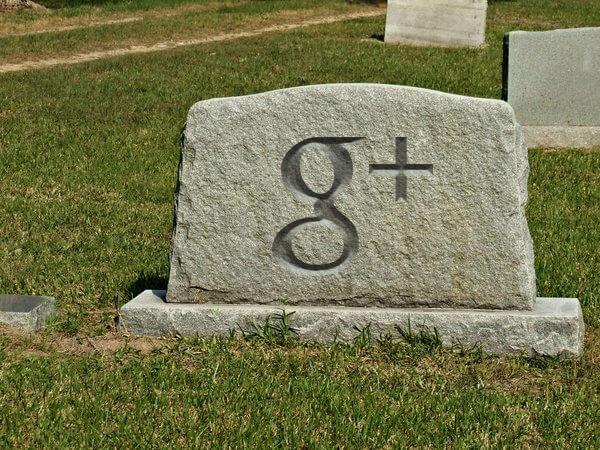 La mort de G+