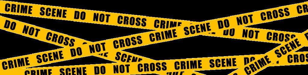 Email's crime scene